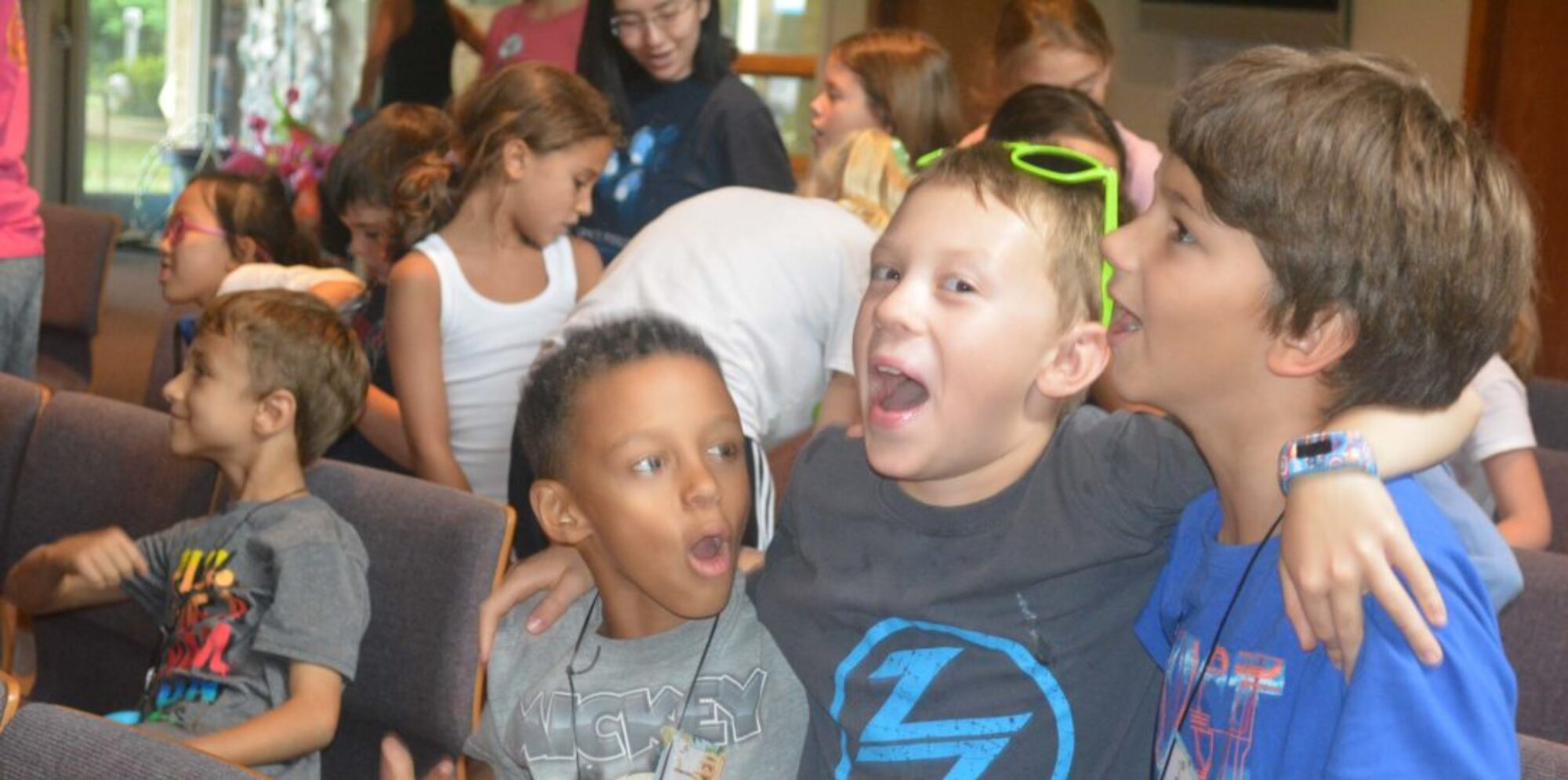 VBS at Prince of Peace Lutheran Church